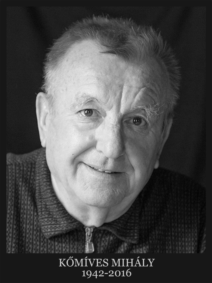 S-a stins din viaţă actorul Kőmíves Mihály ( 1942-2016)