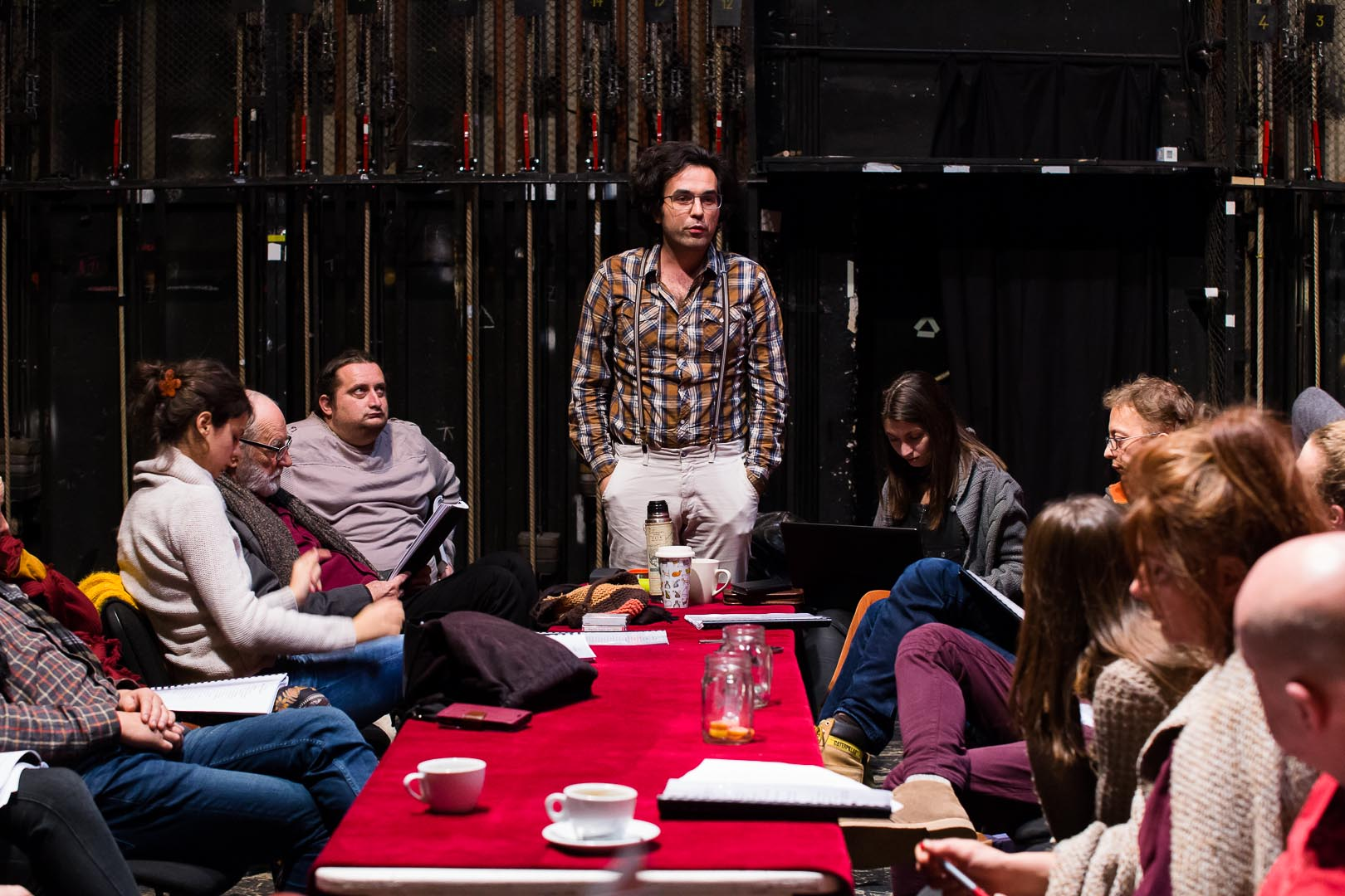 Szilveszterre készül a Tamási Áron Színház