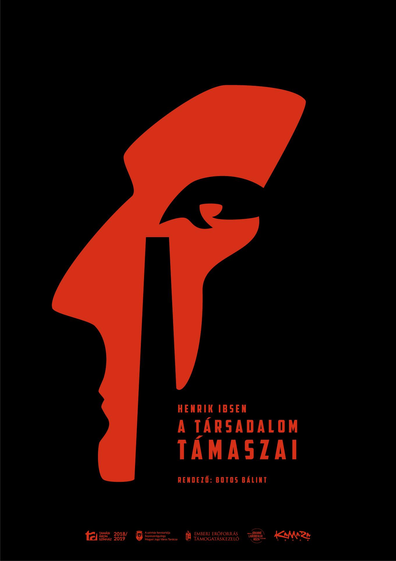 Din 7 aprilie, Trupa Tamási Áron vă aşteaptă să vedeţi cum se clatină Stâlpii societăţii
