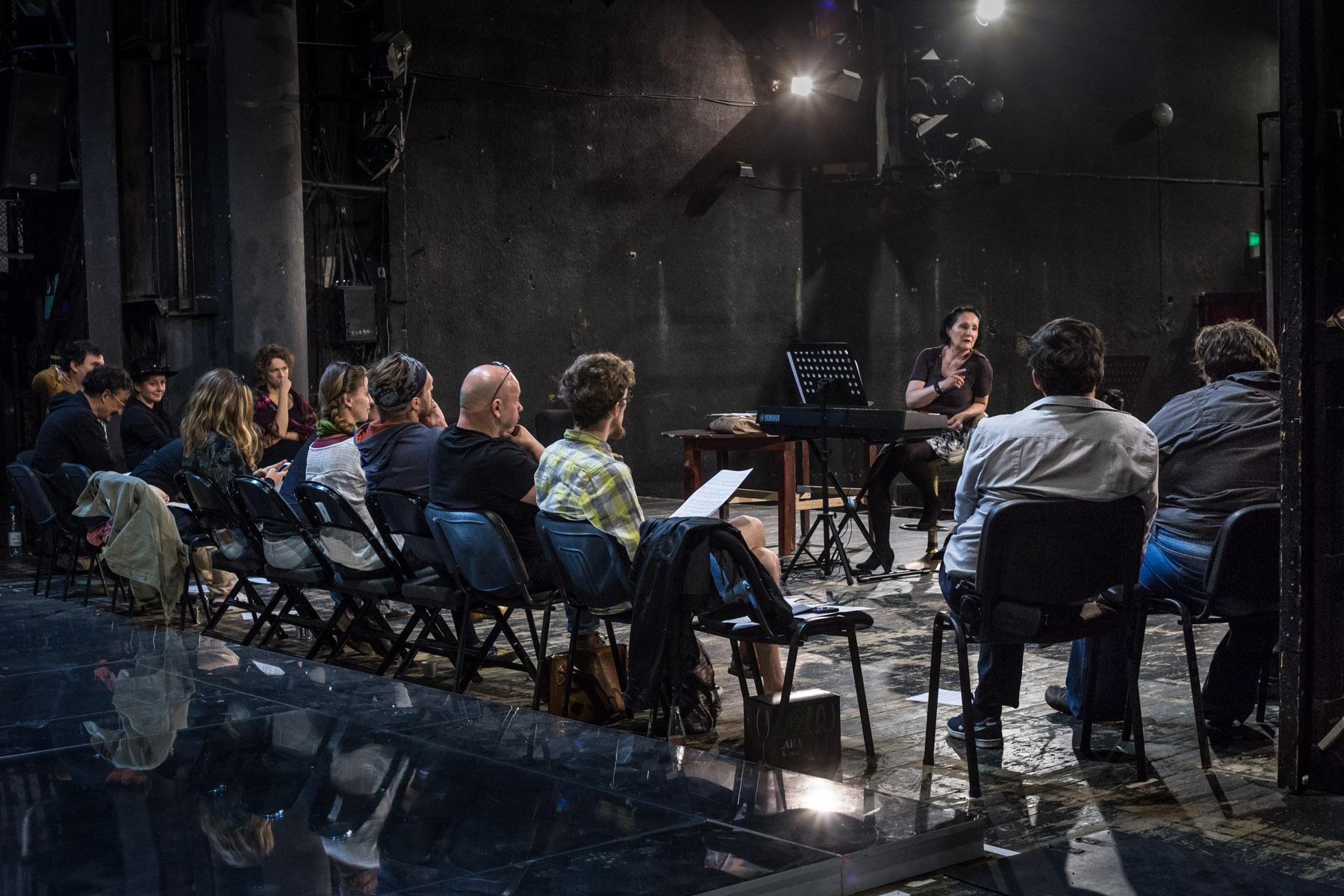Opera de trei parale la Festivalul în aer liber de la Seghedin